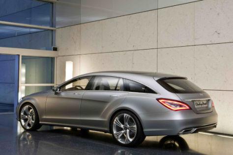 Mercedes Concept Shooting Brake