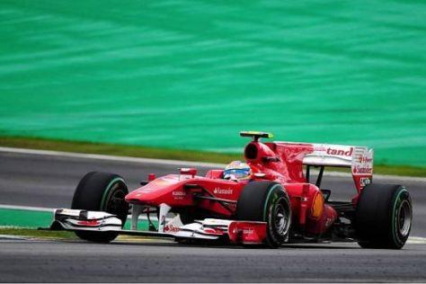 Fernando Alonso reist als WM-Führender nach Abu Dhabi - dort soll der Titel her
