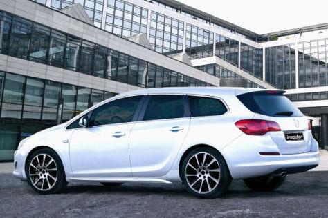 Opel Astra Sports Tourer von Irmscher