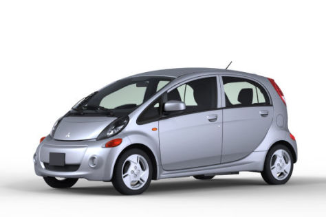 Mitsubishi i-MiEV US-Version (2011)