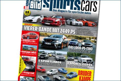 AUTO BILD SPORTSCARS 12/2010
