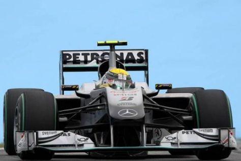 Für Nico Rosberg geht es in Abu Dhabi noch um WM-Gesamtrang sieben