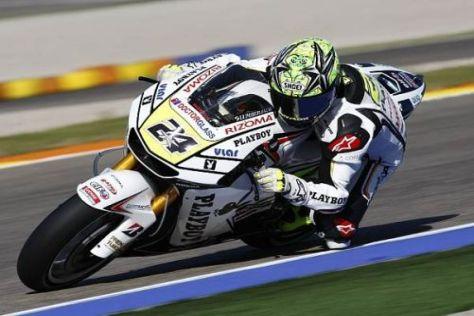 Toni Elias ist zurück in der MotoGP: Der Spanier fährt ab sofort für das LCR-Team