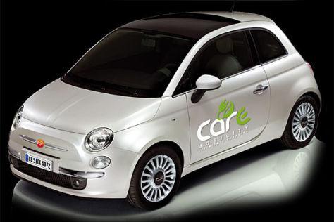 Fiat 500 CARe