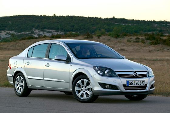 Opel Astra H Stufencheck