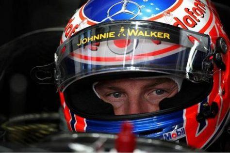 Jenson Button will zum Abschluss der Saison nochmals glänzen und gut punkten