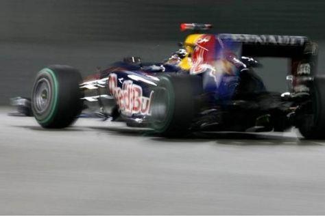 Sebastian Vettel sieht noch Potenzial im Auto brach liegen