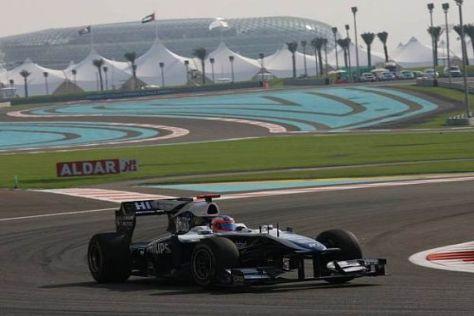 Rubens Barrichello ist stolz auf seine Leistung in der Qualifikation