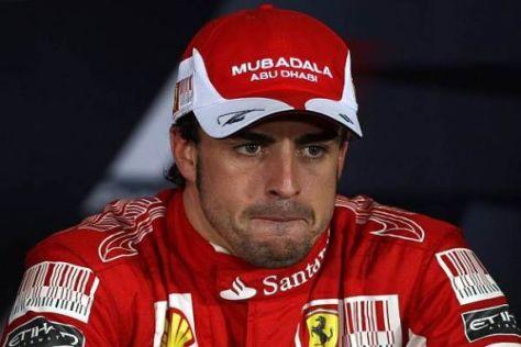 Alonso gibt sich nach dem verlorenen Titelkampf nicht bitter enttäuscht