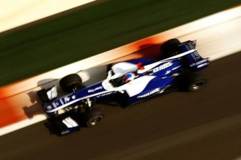 Rubens Barrichello fuhr ein starkes Rennen, dennoch fiel er nach hinten