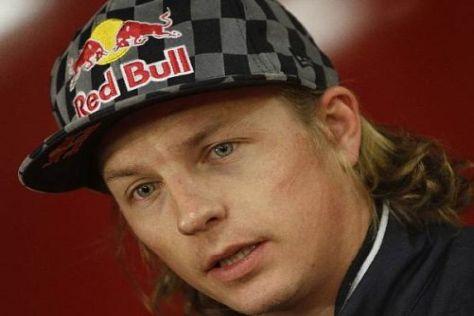 Kimi Räikkönen hat seine Debütsaison in der WRC zu Ende gebracht
