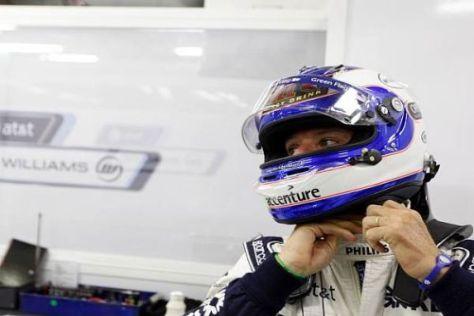 Rubens Barrichello lobt Sebastian Vettel für seine starke Leistung im Rennjahr 2010