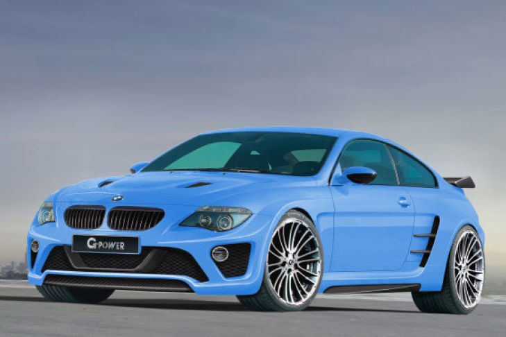 Bmw M6 G Power Hurricane Rr Bilder Autobild De