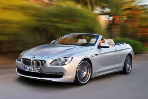 6er BMW Cabrio
