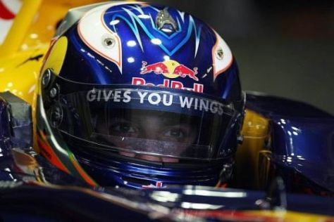 Daniel Ricciardo durfte bereits 2009 bei den Young-Driver-Days fahren
