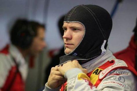 Mattias Ekström blickt durchaus selbstkritisch auf die Saison zurück