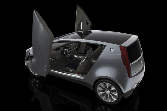 Cadillac Urban Luxury Concept (2010)