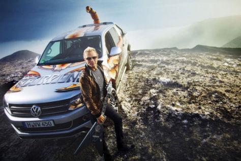 VW Amarok Scorpions
