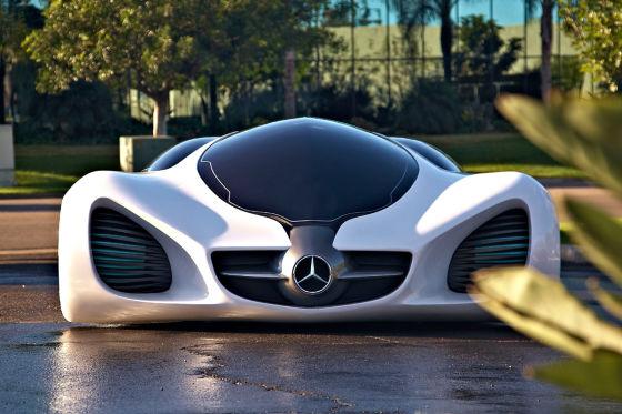 Mercedes Biome Concept LA Design Challenge 2010