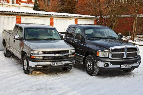 Chevy vs. Dodge