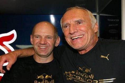 Planen Adrian Newey und Dietrich Mateschitz ein neues Megaprojekt?