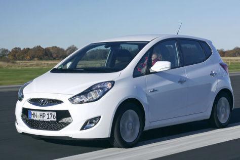 Hyundai ix20 BLUE 1.4