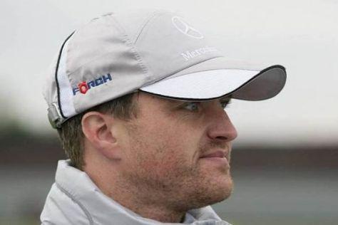 Ralf Schumacher blieb in der Saison 2010 unter seinen eigenen Erwartungen
