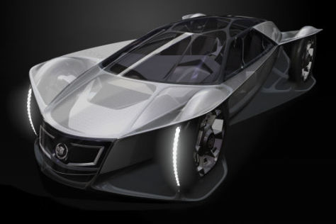Cadillac Aera Designstudie
