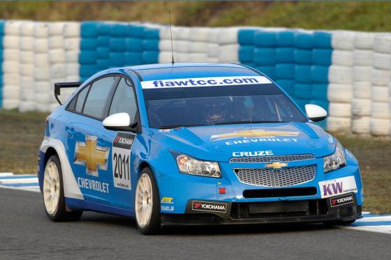 Zukunft: Ab 2011 führt die WTCC den neuen 1,6-Liter-Turbomotor ein. Chevrolet testet den neuen Motor im Cruze bereits auf Hochtouren.