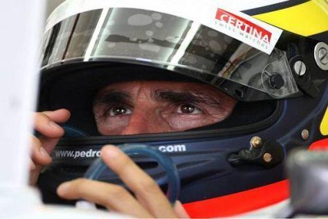 Pedro de la Rosa möchte seine Karriere in der Formel 1 fortsetzen
