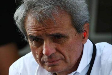 Maurizio Boiocchi hat eine genaue Vorstellung von der weiteren Entwicklung