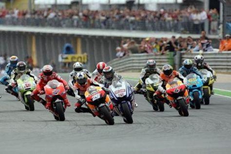 Nach der Formel 1: Startet die MotoGP ab 2012 auch in Indien?
