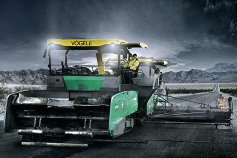 Terex Fuchs MHL 350 Materialumschlaggerät Nevada, USA