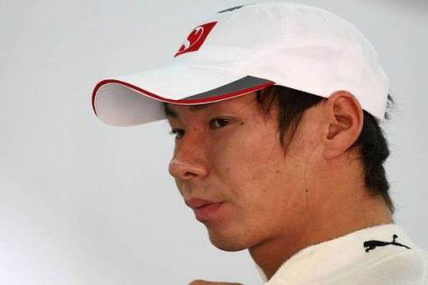 Keiner überholt wie er: Kobayashi hat sich in der Formel 1 einen Namen gemacht