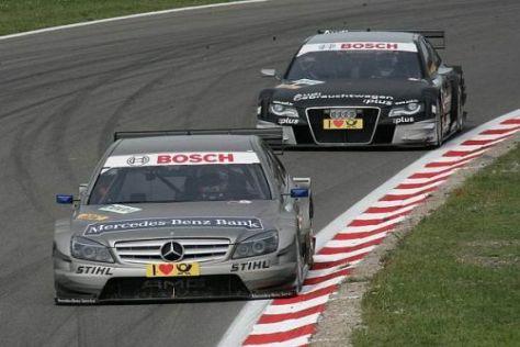 Audi will in China gewinnen, während Mercedes den Titel unter sich ausmacht