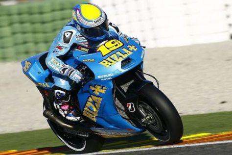 Bei Suzuki werden alle Energien künftig auf Álvaro Bautista gebündelt