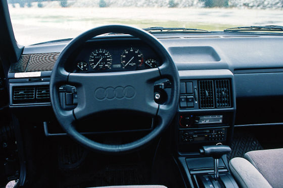 Audi 100 CS quattro Typ 44