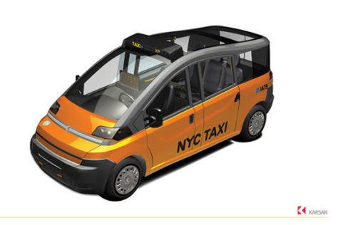 Karsan Cab V1