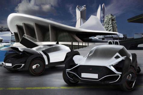 McLaren SUV-Studie