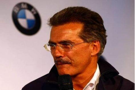BMW plant beim DTM-Comeback 2012 den Einsatz von sechs Boliden
