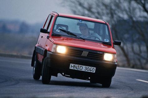 Fiat Panda 4x4 Trekking