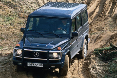 Mercedes-Benz G 350 Turbodiesel