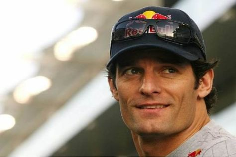 Mark Webber wurde in Großbritannie für seine Leistungen ausgezeichnet