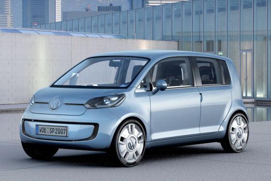 VW baut den Baby-Bus