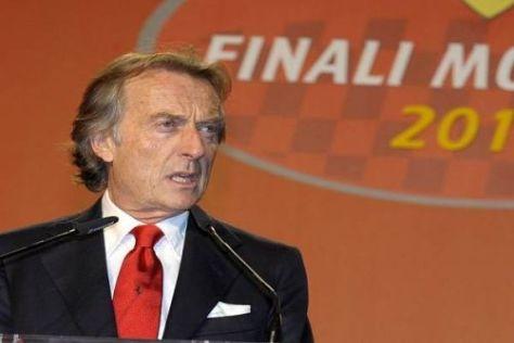 Luca di Montezemolo setzt für 2011 große Erwartungen in seine Scuderia