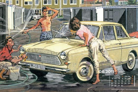 Ford-Kalender