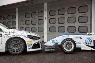Tracktest: Tourenwagen/Formel 3 Euro Serie-Auto