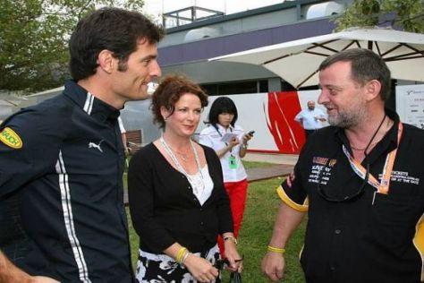 Für Stoddart besteht kein Zweifel: Webber hat auch 2011Titelchancen