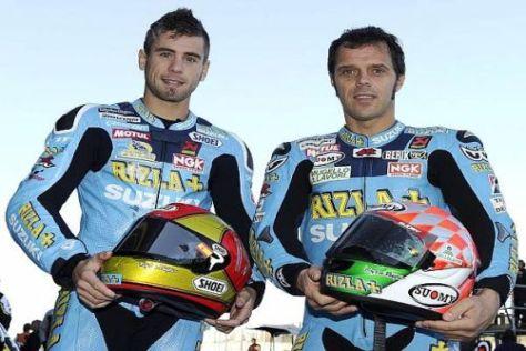 Álvaro Bautista und Loris Capirossi gehen ab sofort getrennte MotoGP-Wege