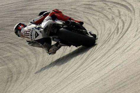 Jorge Lorenzo möchte sich auch im neuen MotoGP-Rennjahr gut in Szene setzen